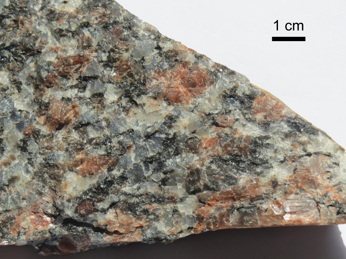 Granit Bestandteile eine kiste gesteine geologische streifzüge