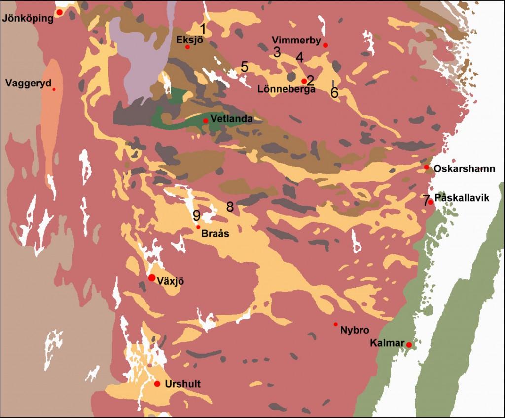 vulkanitgebiete_Fundpunkte